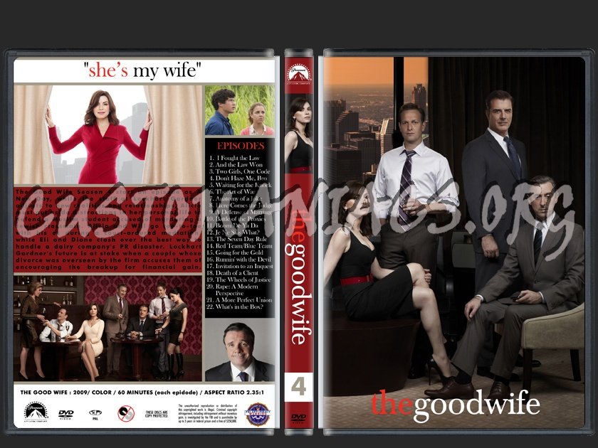 the good wife season 1 complete download