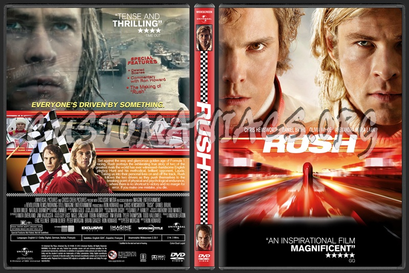 Rush 2013 dvd cover dvd covers labels by customaniacs id rush 2013 dvd cover voltagebd Gallery