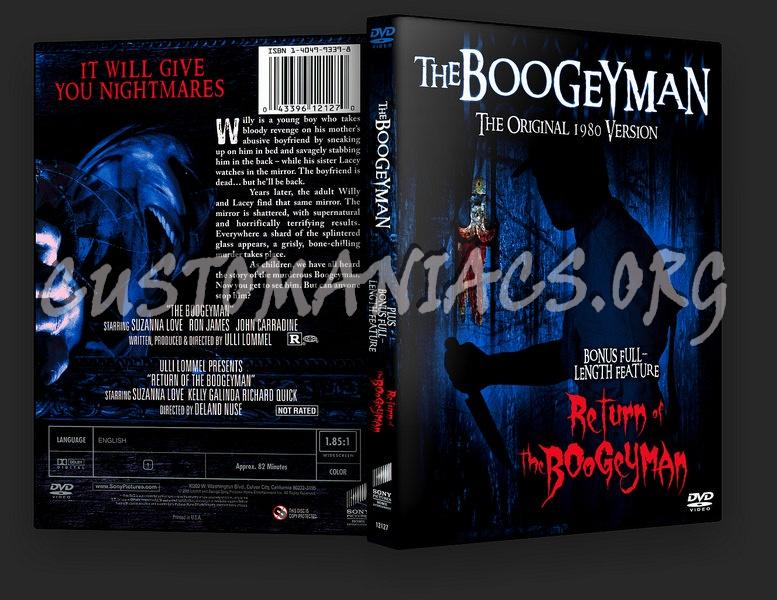 The Boogeyman / Return of The Boogeyman dvd cover