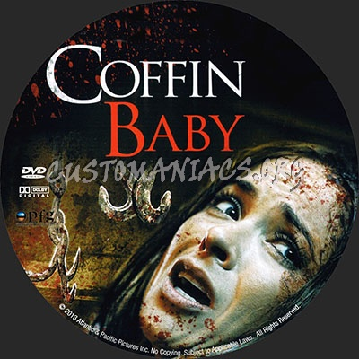 Coffin Baby dvd label - DVD Covers & Labels by ...