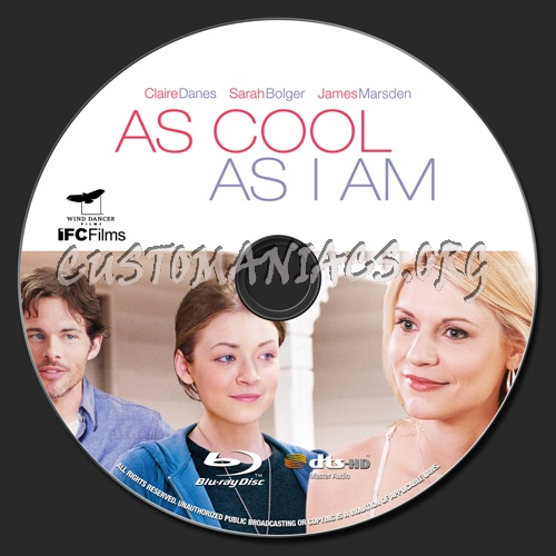 As Cool As I Am blu-ray label - DVD Covers & Labels by ...