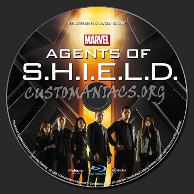 Agents of Shield Cover Agents of Shield S.h.i.e.l.d