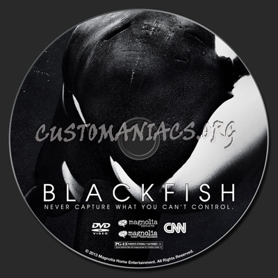 Blackfish dvd label - DVD Covers & Labels by Customaniacs ... - photo#19