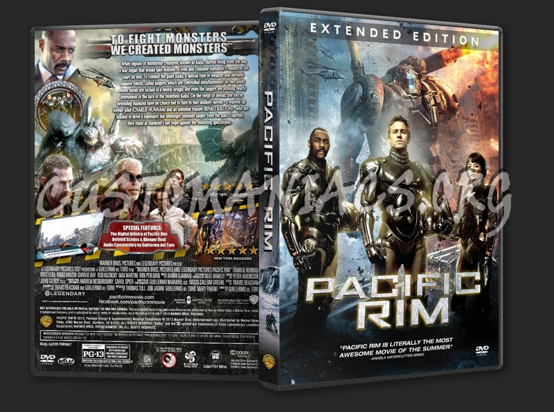Pacific Rim (2013) dvd cover - DVD Covers & Labels by ... Pacific Rim 2013 Dvd Cover