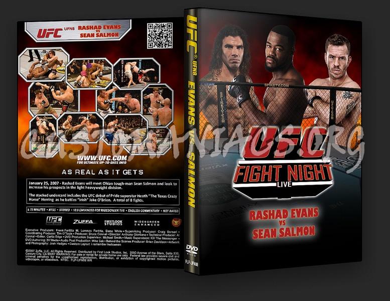 UFC UFN 08 Evans vs. Salmon dv...