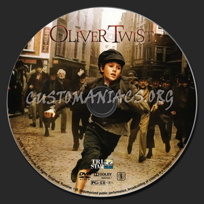oliver twist pdf free download