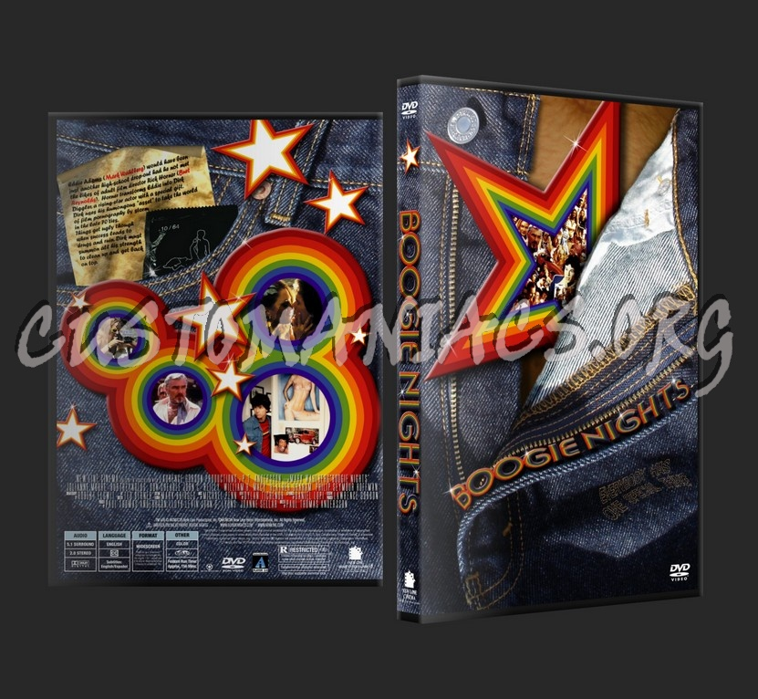 Shine join. boogie nights dvd cover