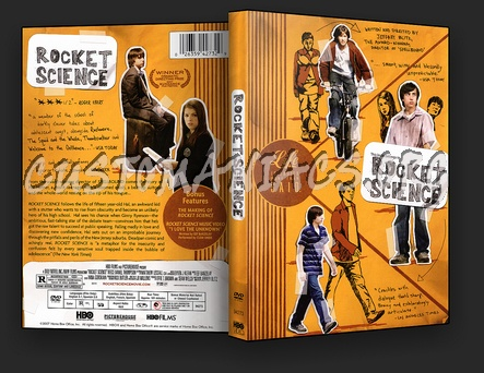 Rocket Science dvd cover