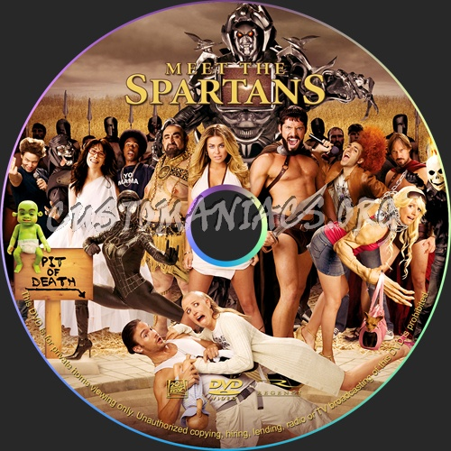 meet the spartans full free video