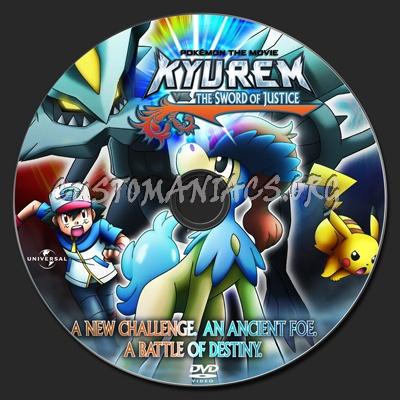 Pokémon the movie: kyurem vs. The sword of justice streaming.