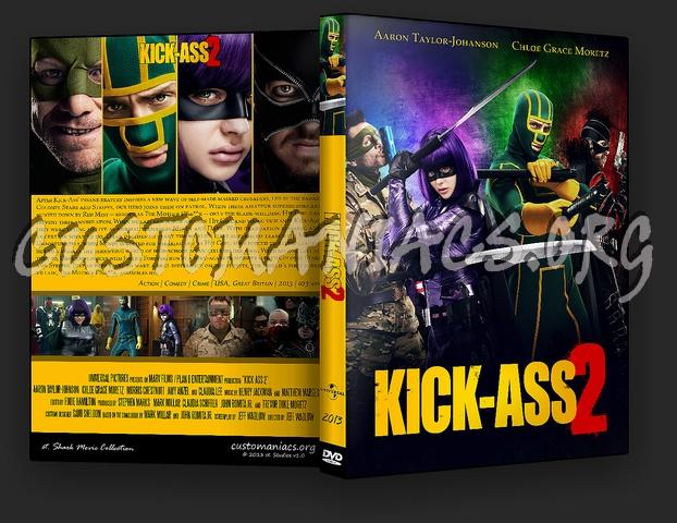 Kick ass 35 dvd