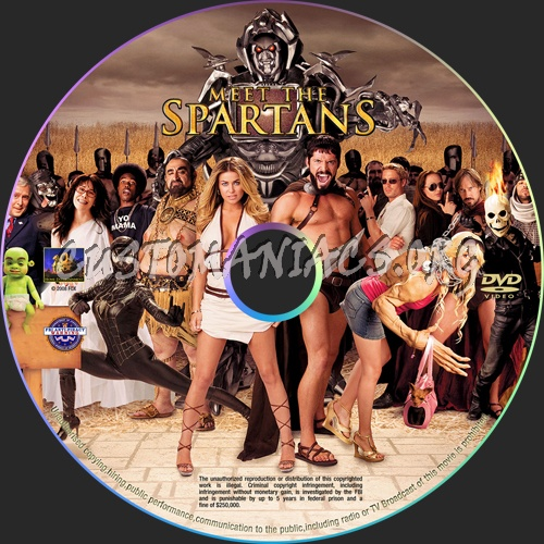 meet the spartans video preview