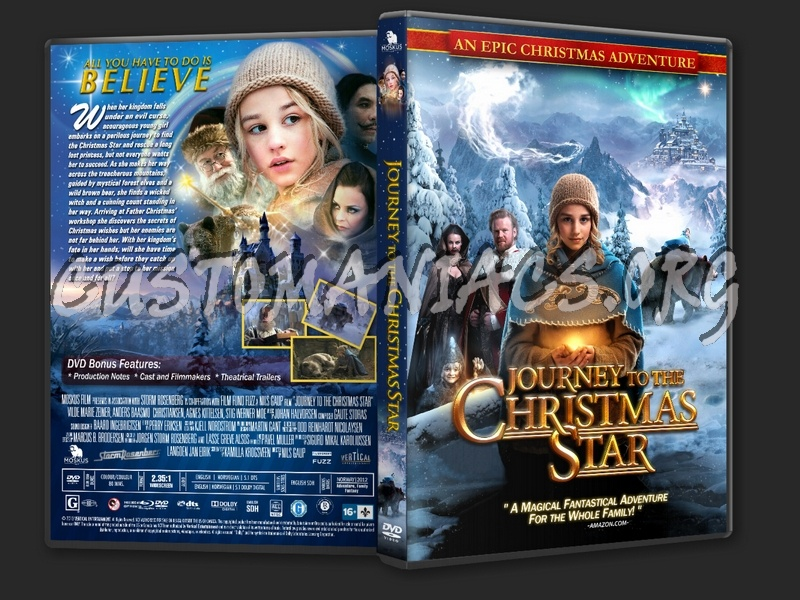 Journey to the Christmas Star (2012) dvd cover - DVD Covers & Labels ...