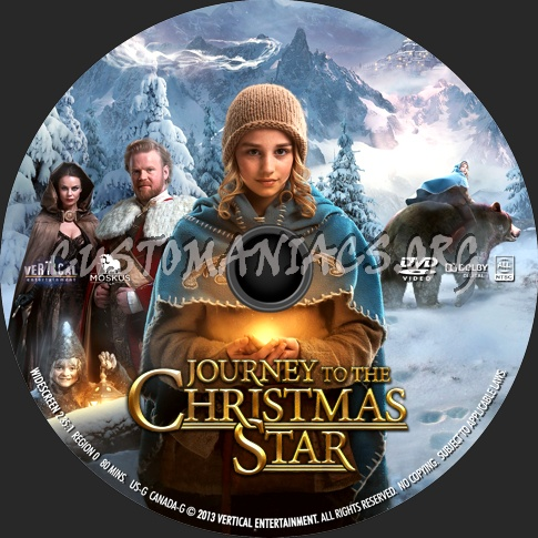 Journey To The Christmas Star.Journey To The Christmas Star 2012 Dvd Label Dvd Covers