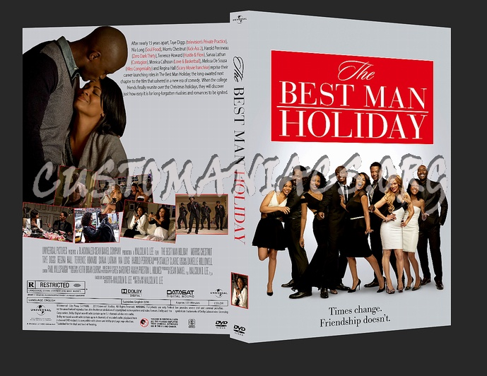 The Best Man Holiday dvd cover