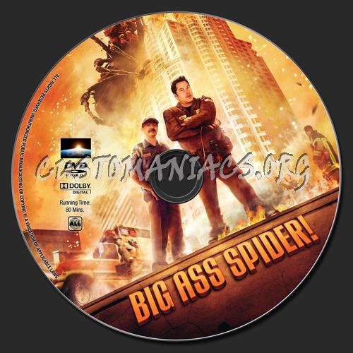 Big ass spider dvd