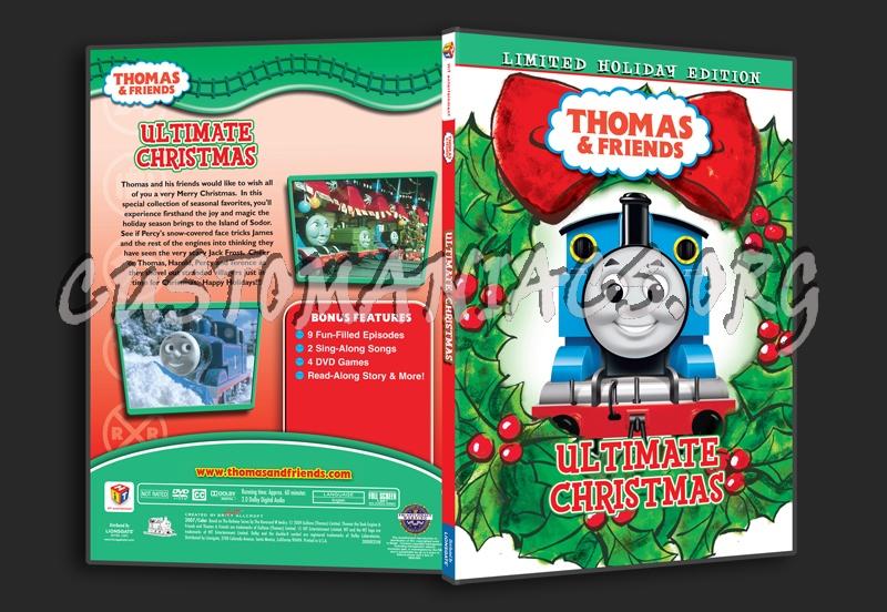 thomas friends ultimate christmas