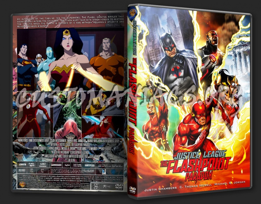 the flash flashpoint paradox full movie download