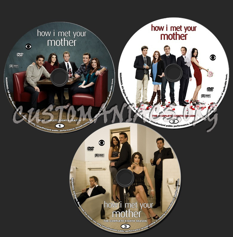 View How I Met Your Mother Download Season 8 Background