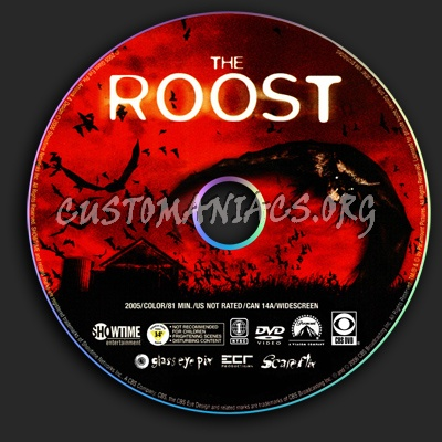 The Roost dvd label