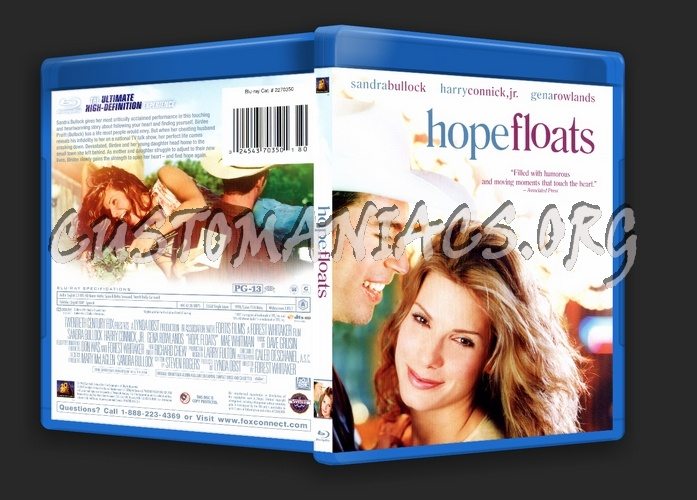Hope Floats blu-ray cover