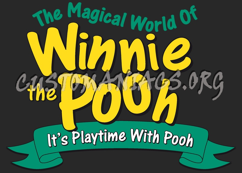 Winnie the Pooh It's Playtime With Pooh