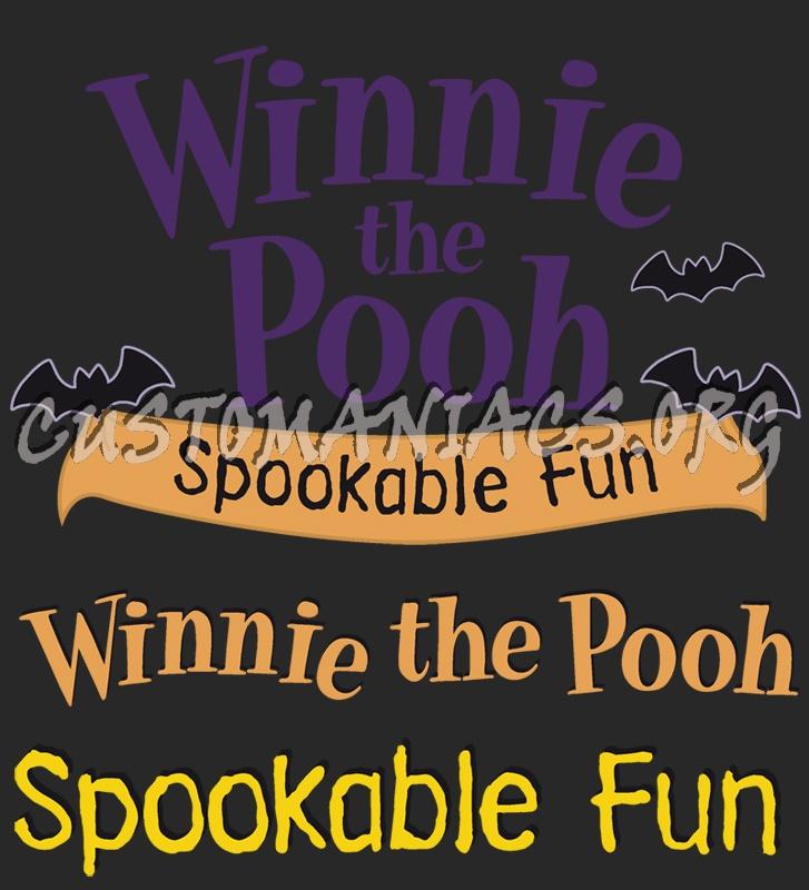 Winnie the Pooh Spookable Fun