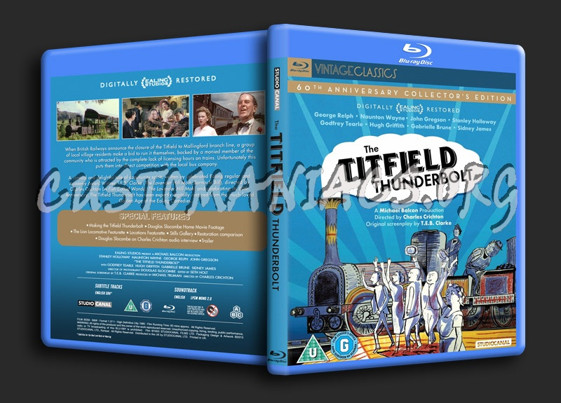The Titfield Thunderbolt blu-ray cover