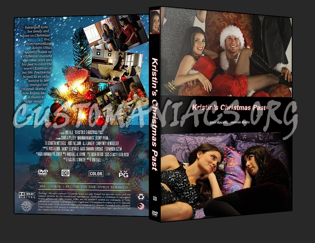 Kristins Christmas Past.Kristin S Christmas Past Dvd Cover Dvd Covers Labels By