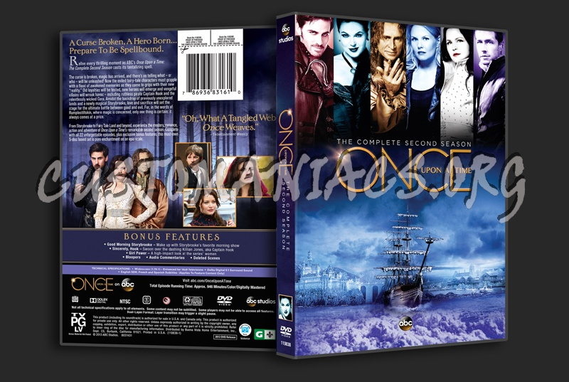 Once upon a time ouat tv series gif on gifer by kanadar.