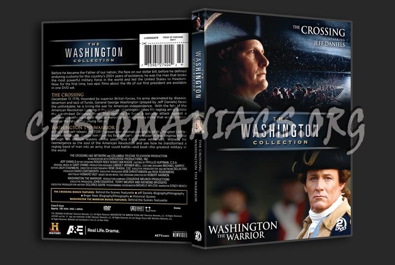 The Washington Collection dvd cover