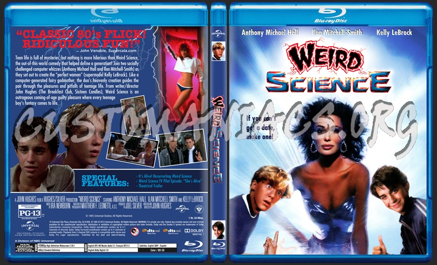 weird science free download