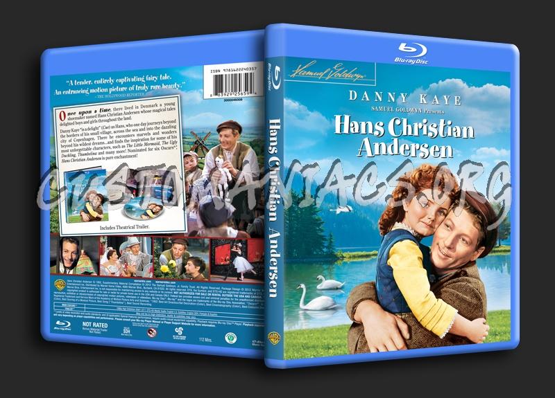 Hans Christian Andersen blu-ray cover
