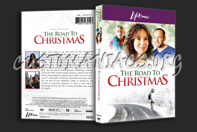 the road to christmas dvd cover - The Road To Christmas