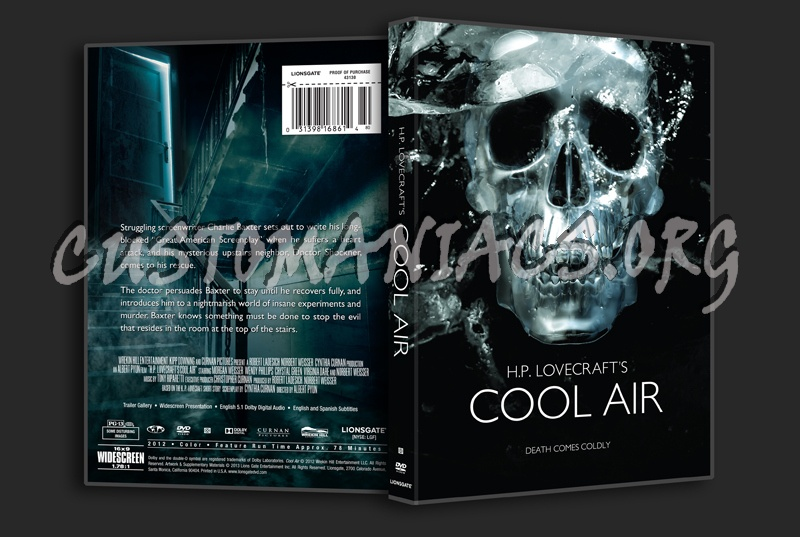 Cool Air dvd cover - DVD Covers & Labels by Customaniacs ...