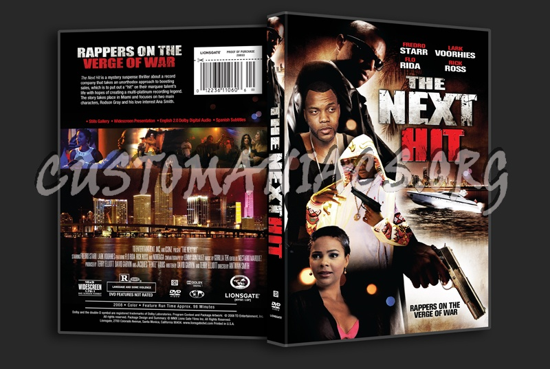 The Next Hit dvd cover