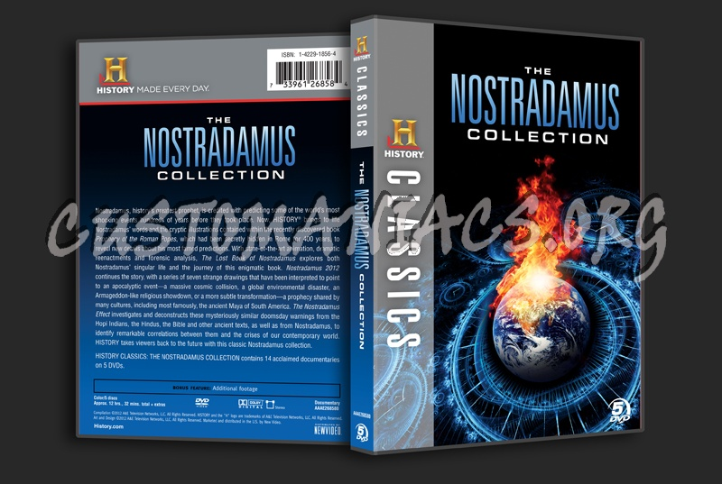 The Nostradamous Collection dvd cover