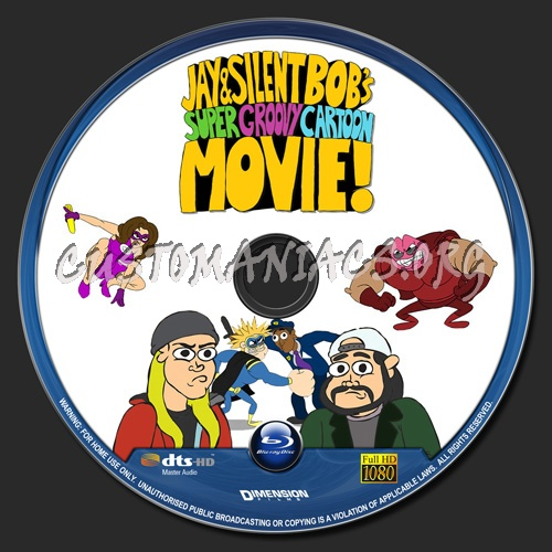 Jay And Silent Bob Cartoon Movie