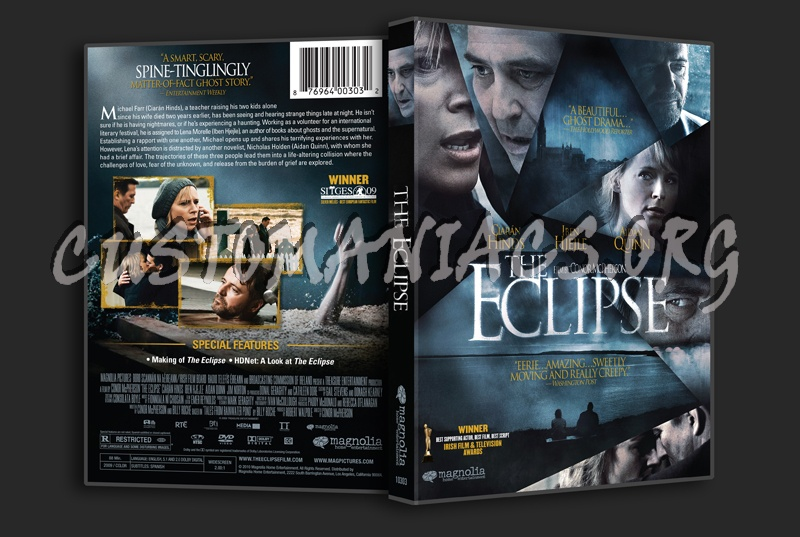 The Eclipse dvd cover