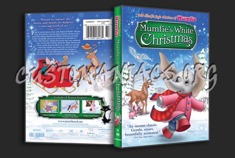mumfies white christmas dvd cover