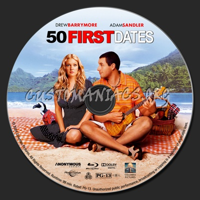 Watch 50 FIRST DATES: Somewhere Over the Rainbow (2010) Online Free ...