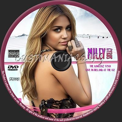 Miley Cyrus Dvd Bangerz Tour