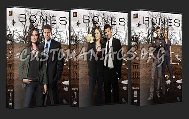 Bones Collection dvd cover
