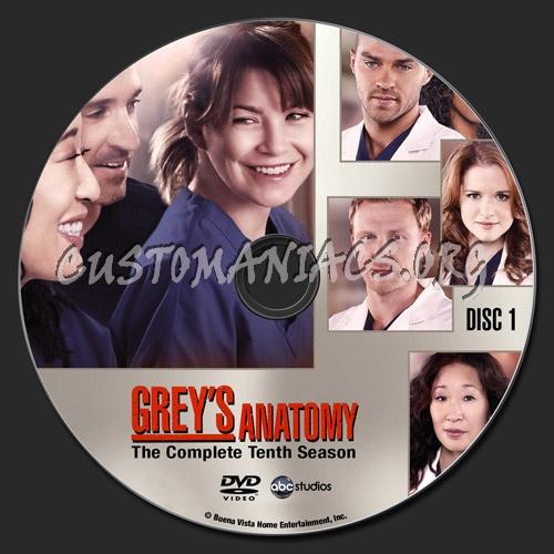 download greys anatomy season 10 free