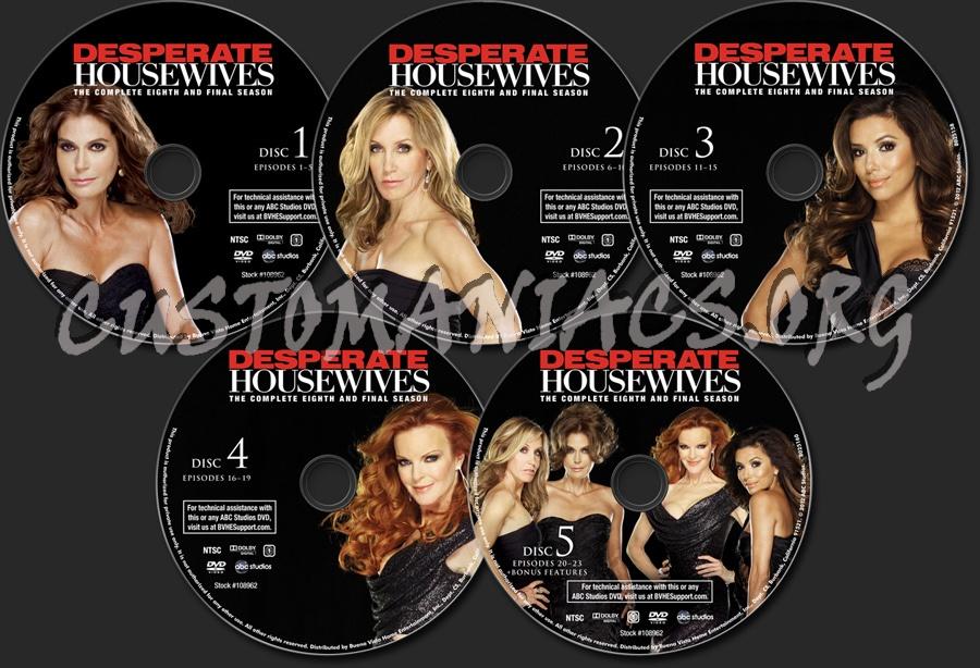 desperate housewives season 8 free download