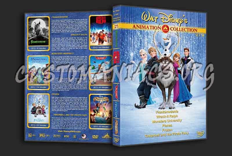 walt disney classics box set dvd