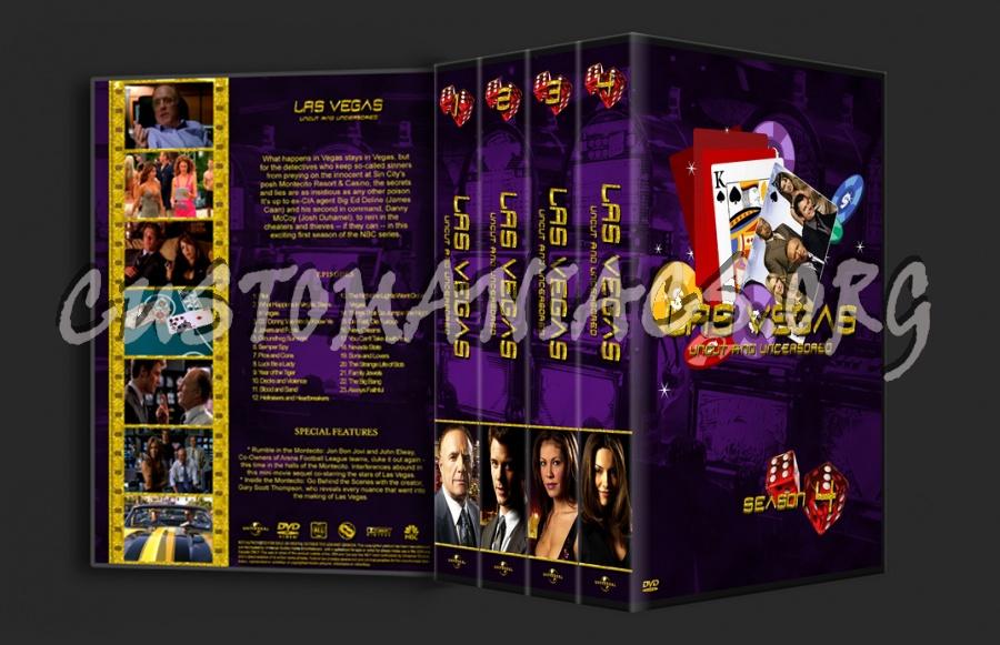 Las Vegas dvd cover