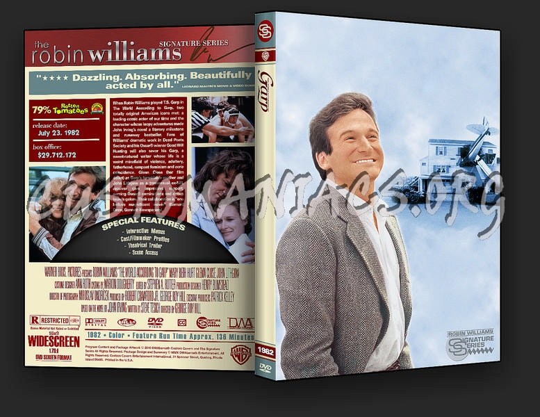 The World According to Garp dvd cover