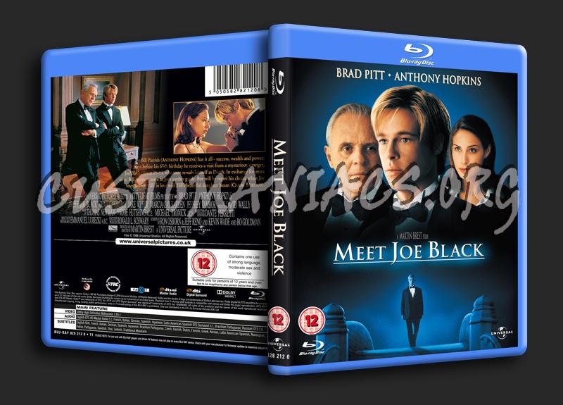 Meet Joe Black blu-ray cover
