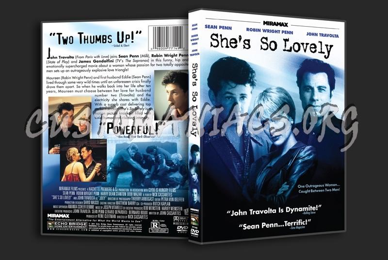 She's So Lovely dvd cover